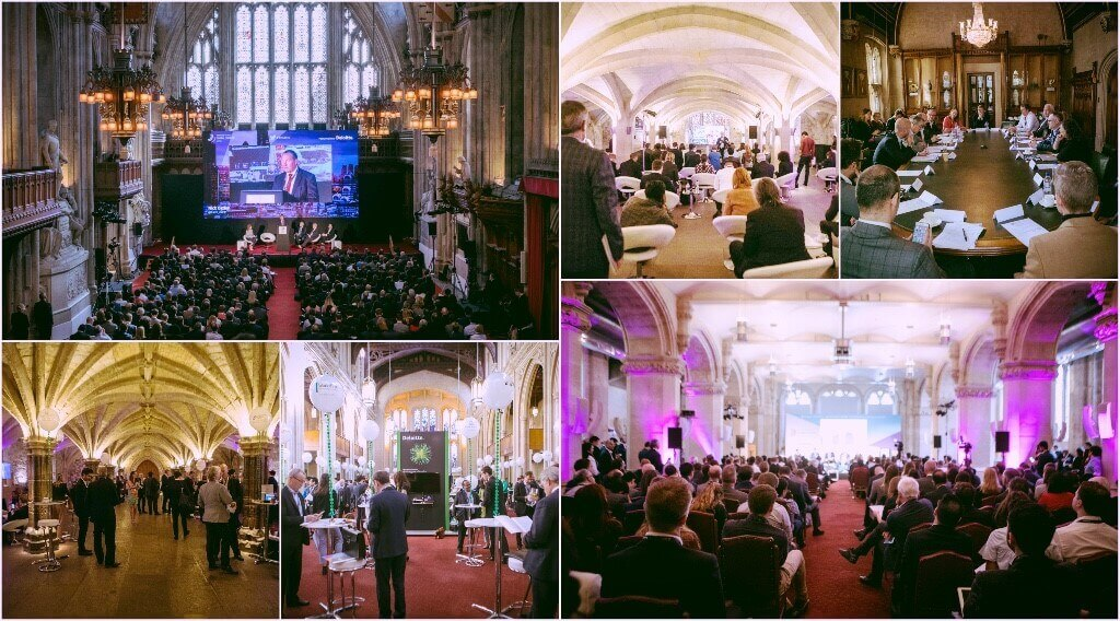 IFGS gathering of FinTech startups and investors alike